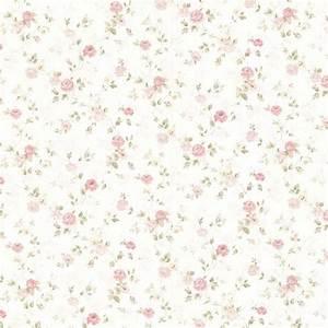 Vintage Tapete Blumen : vintage rose englische landhaus satintapeten kleine rankende rosen art nr 68348 tapete ~ Sanjose-hotels-ca.com Haus und Dekorationen