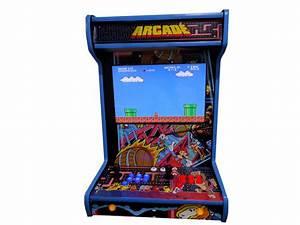 Wall Mounted Arcade Game – Delta-13