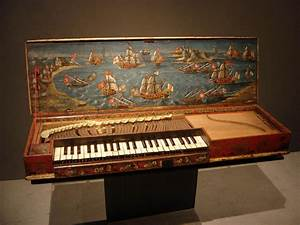 Clef Notes: History of the Keyboard: The Clavichord