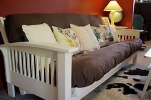 Paint futon white? Home Office Decor Ideas Pinterest