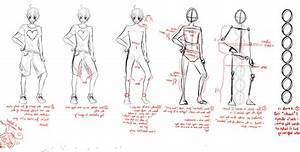 How To Draw Anime Body Male Step By Step For Beginners