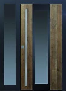 Haustür Holz Modern : haust r modern mit seitenteil ~ Sanjose-hotels-ca.com Haus und Dekorationen
