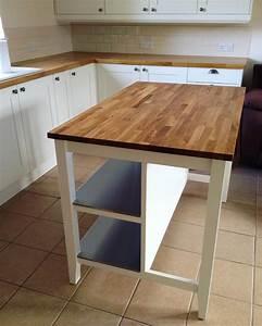 Ikea Stenstorp Wandregal : fully assembled and oiled my stenstorp kitchen island yey ikea ikeakitchen stenstorp ~ Orissabook.com Haus und Dekorationen