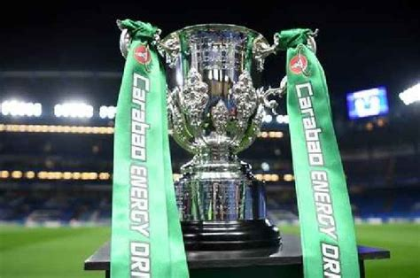 Carabao Cup fourth round draw details with City set to ...