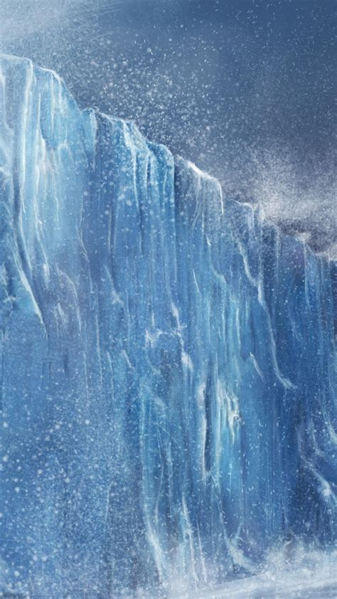 ice wall game  thrones wallpaper