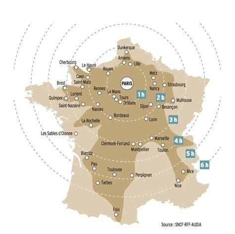 foto de TGV: un pays à deux vitesses L'Express L'Expansion