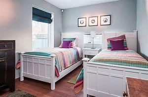 20, Marvelous, Twin, Bedroom, Design, Ideas