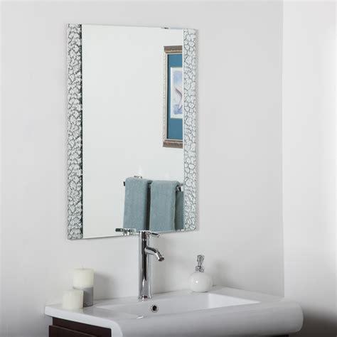 Decor Wonderland Vanity Bathroom Mirror  Beyond Stores