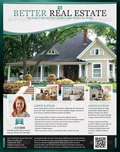 newsletter design ad design and marketing ideas on pinterest With real estate advertisement template