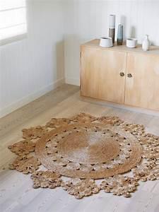Tapis Rond Ikea : crush le tapis de jute lili in wonderland ~ Teatrodelosmanantiales.com Idées de Décoration