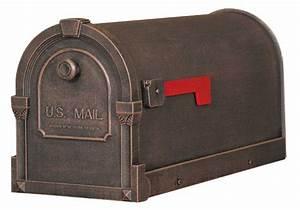 Metal, Curbside, Mailbox