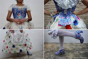 This Recycled Dress Is Made Of 180 Plastic Bottles (PHOTOS