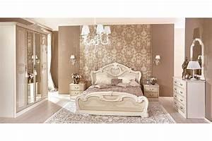Schlafzimmer Set Günstig : barock stil schlafzimmer set granda in beige 6 teilig g nstig online kaufen ~ Markanthonyermac.com Haus und Dekorationen