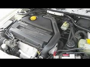 Cold Start 2000 Saab 9-3 2 0t Hatchback