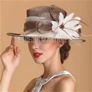 Chapeau Anglais Femme Mariage : chapeau ceremonie femme pas cher ~ Maxctalentgroup.com Avis de Voitures