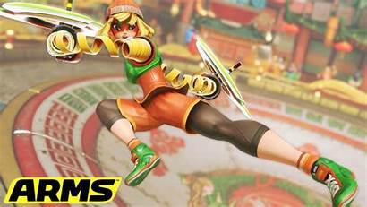 Smash Bros Min Ultimate Arms Dlc Character