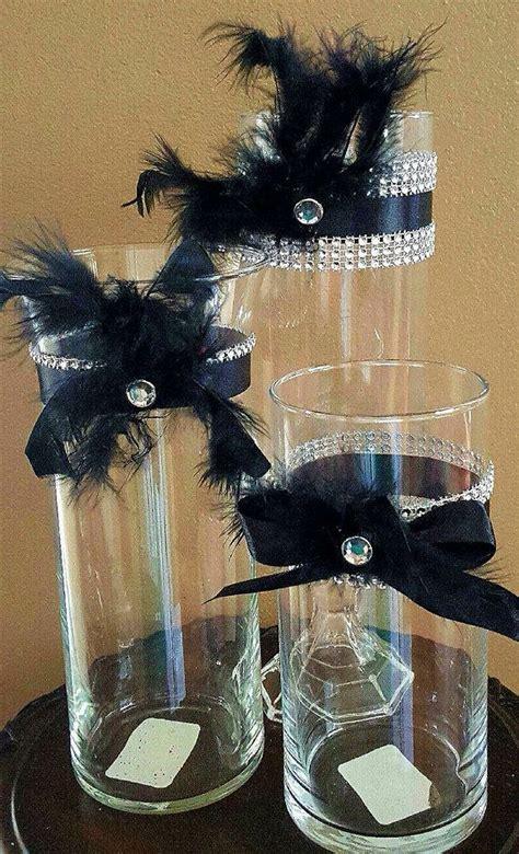 40 great gatsby wedding centerpieces ideas 28 Gatsby
