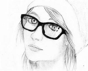 Hipster por LeSinge Dibujando