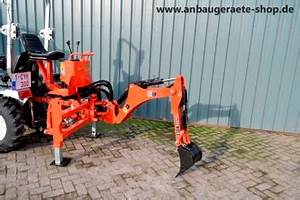 Mini Traktor Mit Frontlader : anbaugeraete shop heckbagger heckbagger 3 punkt ~ Kayakingforconservation.com Haus und Dekorationen