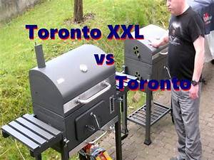Tepro Holzkohlegrill Media Markt : Toronto grill xxl. toronto xxl charcoal bbq grill with side tables