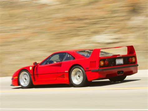F40 Top Speed by 1987 1992 F40 Gallery 519611 Top Speed