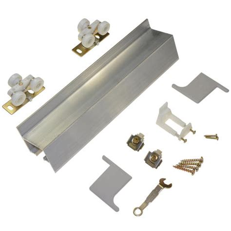 Menards Sliding Glass Door Handle by Johnson Hardware 72 Quot Commercial Grade Sliding Door