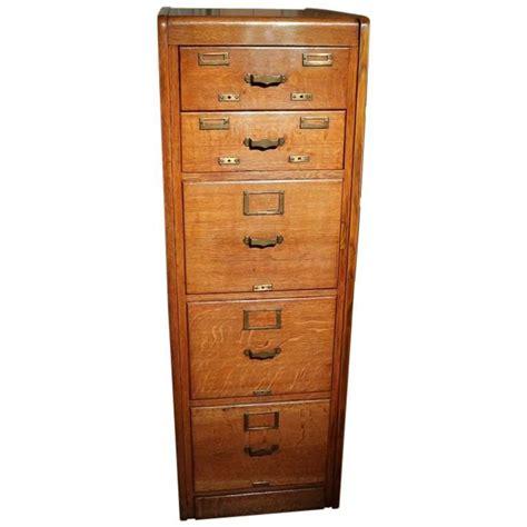 oak filing cabinet for sale oak filing cabinet for sale at 1stdibs