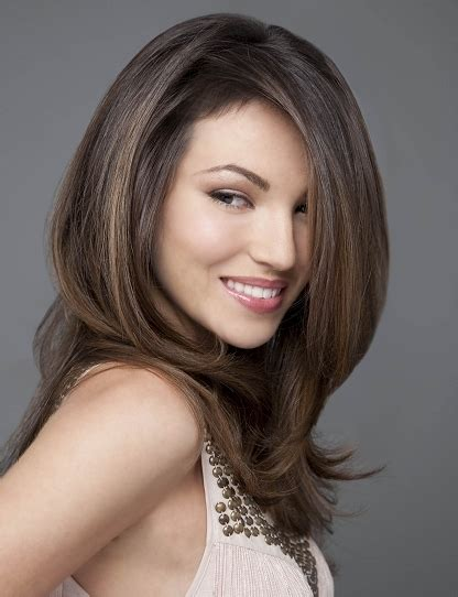 long layered hairstyles trendy hairstyles