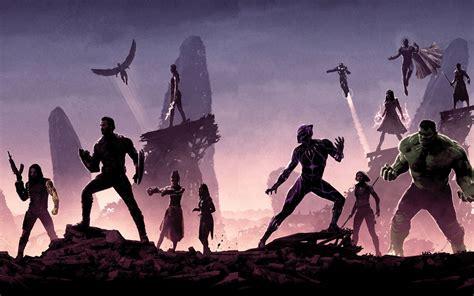 fondos de pantalla avengers infinity war poster de la