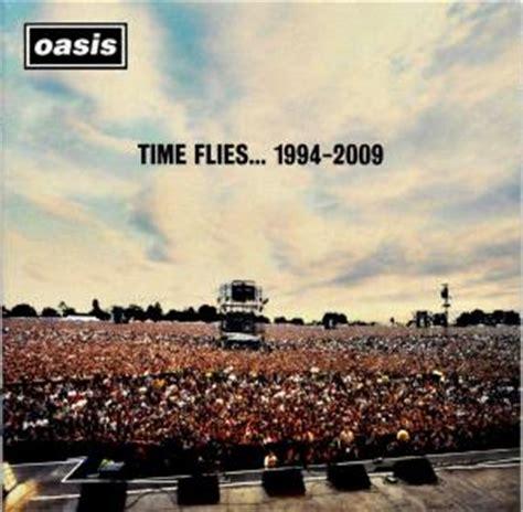 Oasis  Time Flies 19942009  Sounds Recordshop Venlo