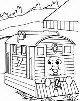 Train Caboose Drawing Coloring Getdrawings sketch template