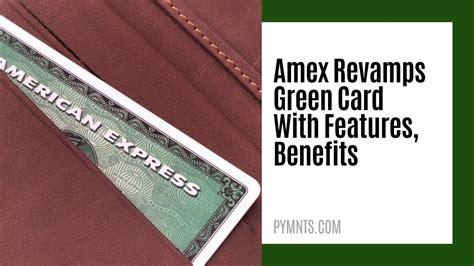 We did not find results for: Amex Revamps Green Card With Features, Benefits - YouTube