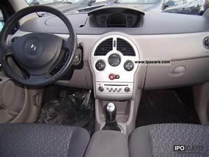 Batterie Modus 1 5 Dci : 2004 renault modus 1 5 dci expression confort 82cv car photo and specs ~ Melissatoandfro.com Idées de Décoration