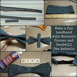Wordy Bow Ties made with Repurposed Goodwill San Antonio ...