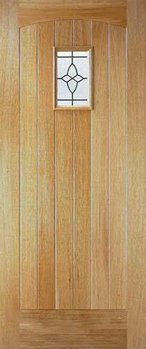 chancery cottage external door