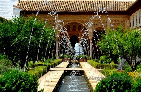 Jardin De L Alhambra Marrakech by Alhambra La Vie Est Un Voyage