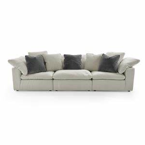 huntington house 7100 contemporary u shape sectional sofa With 7100 contemporary u shaped sectional sofa with chaise