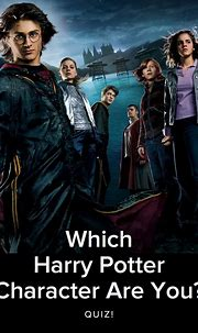 Which Harry Potter Character are you? take this quiz and ...