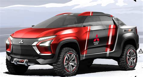 mitsubishi truck age pickup sports carscoops might needs