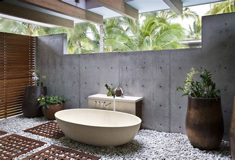 Outdoor Bathroom Ideas by 33 Outdoor Bathroom Design And Ideas Inspirationseek