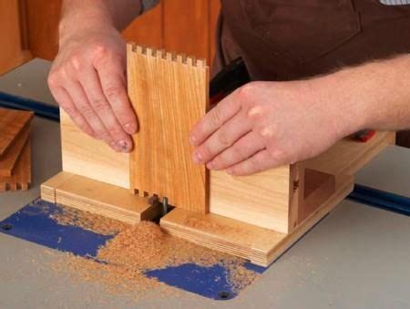 dp  box joint jig downloadable woodworking plan