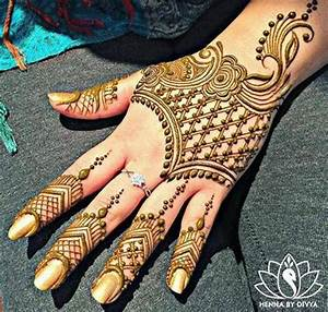 Latest Eid Mehndi Designs 2016 2017 for Hands Indian ...