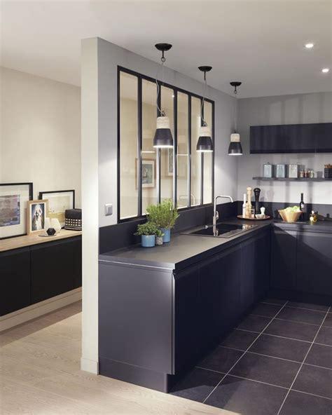 verriere interieur cuisine verrière intérieure conseils d 39 installation et erreurs à éviter côté maison