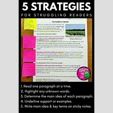 25+ Best Ideas About Reading Comprehension Strategies On Pinterest  Comprehension Strategies