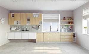 meuble de cuisine sur mesure dessinetonmeuble With photo de meuble de cuisine 4 cuisines sur mesure et premier prix