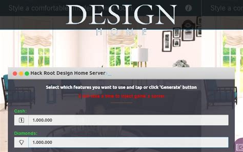 Design Home Crowdstar Money Cash Diamonds Cheats Ios