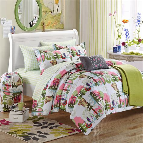 owl comforter set enjoy your most precious time with sketchy owl bedding