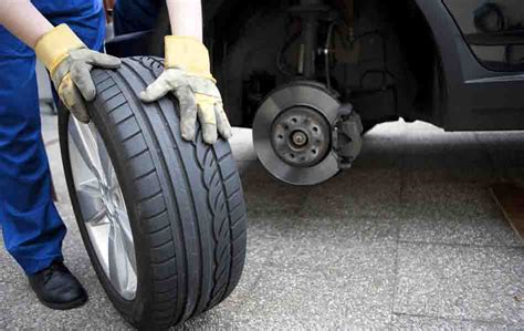 Tyre Replacement Costs & Repairs