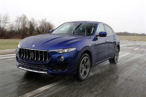 maserati levante new maserati levante 2016 review auto express