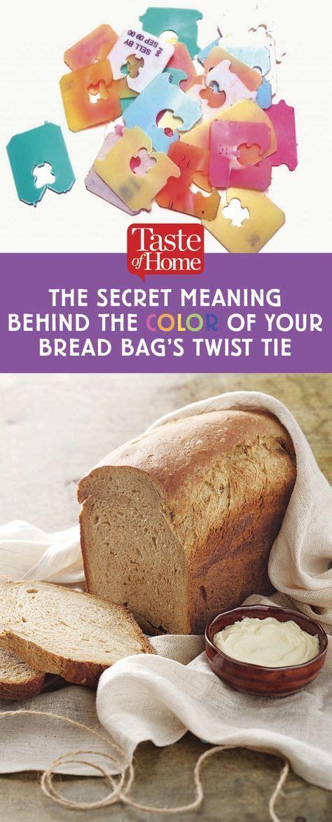 bread tie colors meaning best 25 bread twist ties ideas on bread tie
